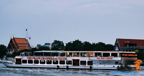 The Grand Chao Phraya River Cruise