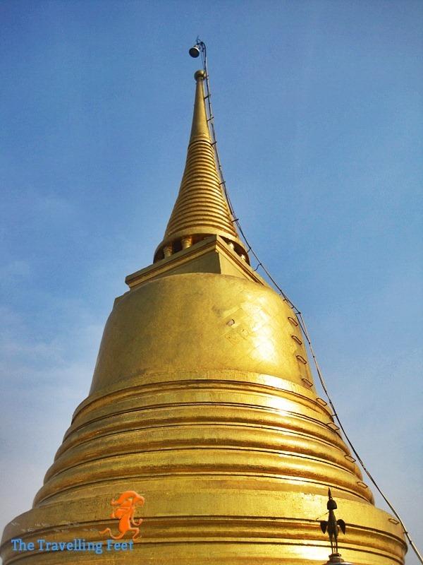 the Golden Mount - Wat Saket