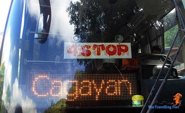 Davao to Cagayan 4 stop