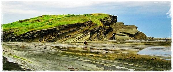 Biri Island Series: The Hills are Alive in Magaspad