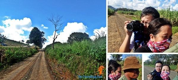 trip to Lake Apo Valencia