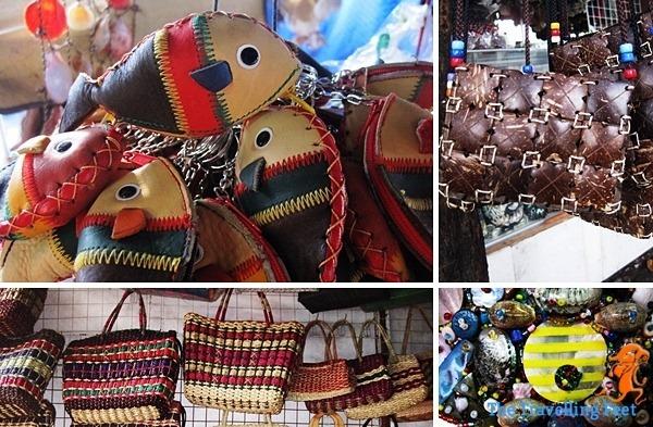 handicraft bags from Cebu