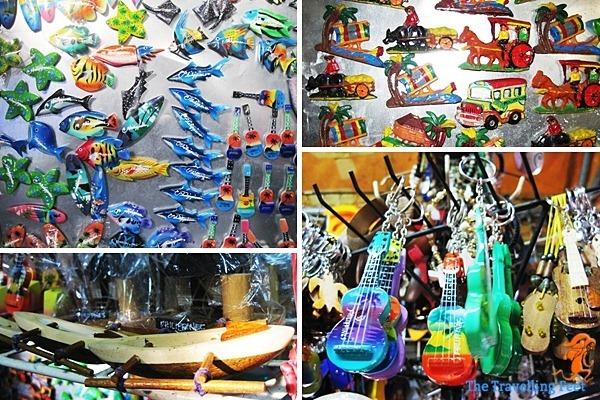 souvenirs from Cebu