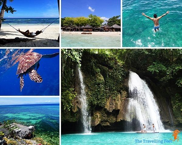 summer in the Visayas