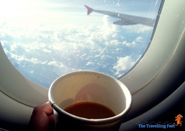 of coffees and sunrise