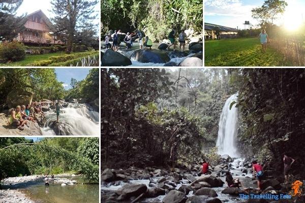 river trekking bukidnon