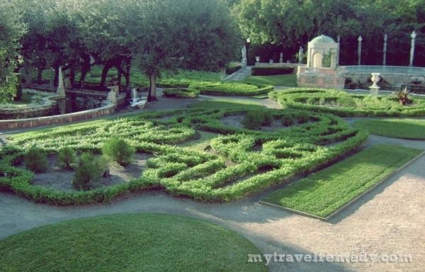 gardens in Miami