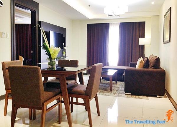 Junior Suite - Brentwood Suite