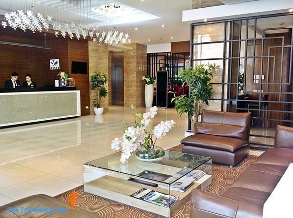brent wood suites lobby