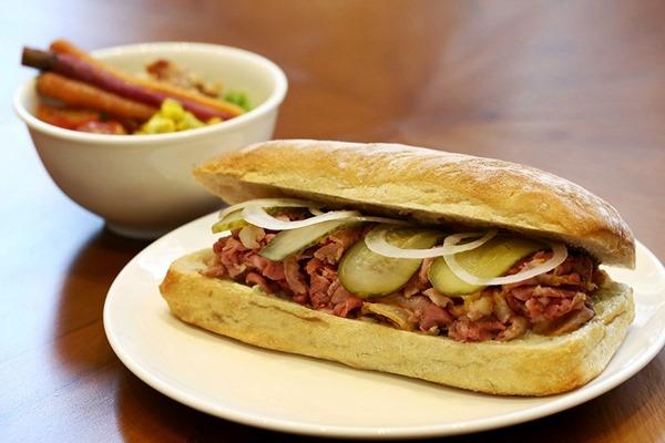 Allegro sandwiches