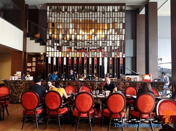 Lush Bar at Luxent Hotel in Quezon City