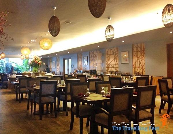 Luxent Hotel Garden Cafe