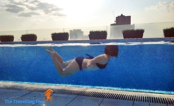 luxent hotel swimming pool