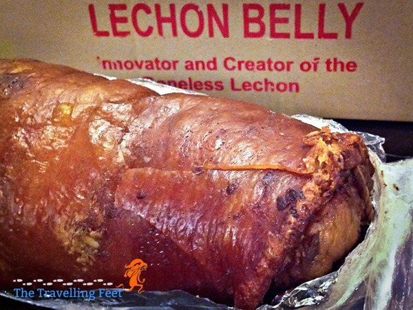 spicy lechon belly