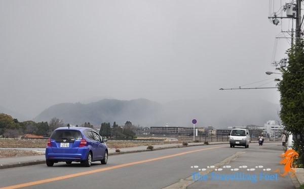 kyoto road