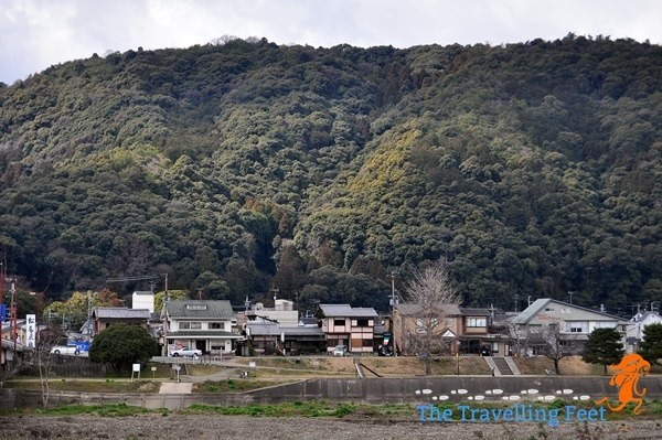 town in kyoto