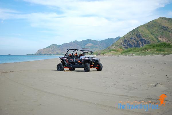 sand dune buggies at narvacan ilocs sur