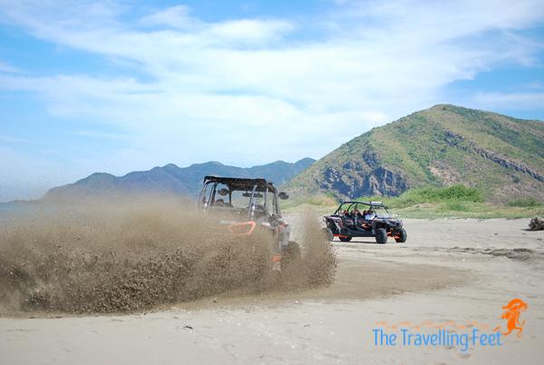 sand dune tricks
