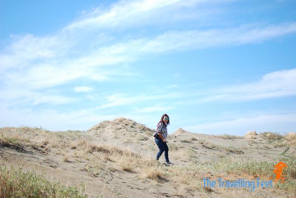 sand dunes of ilocos