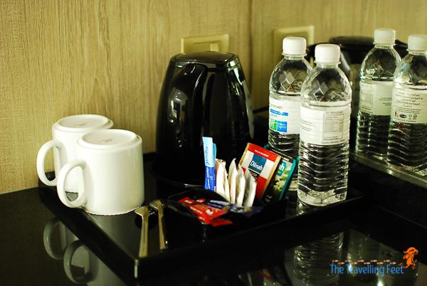 coffee and tea making facility
