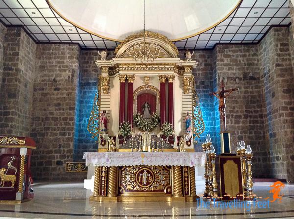 st mary magdalene church altar