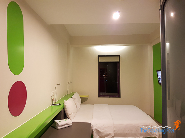 double room at pop hotel