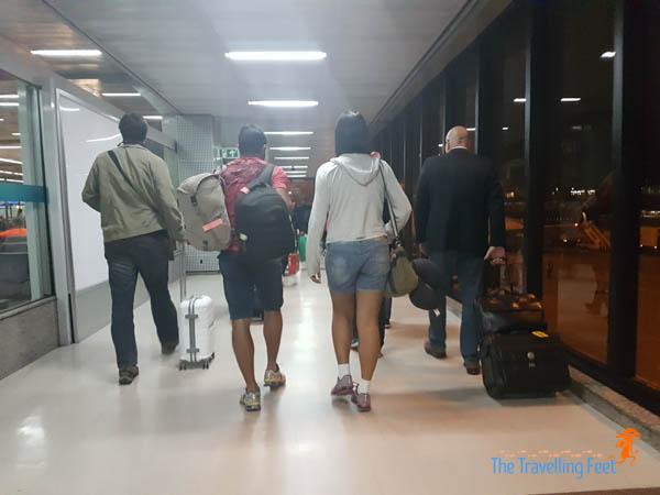 Sao Paulo Airport Brazil