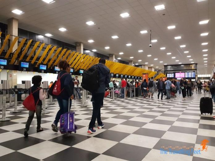 Sao Paulo Congonhas Airport