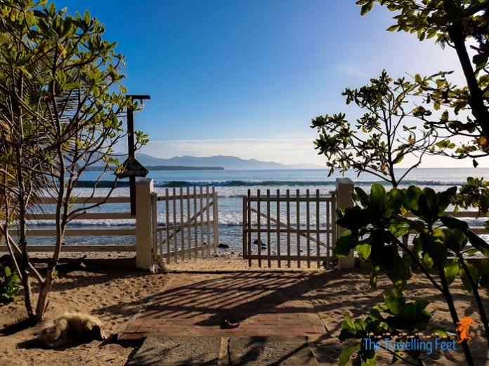 early mornings in Dahican Mati Davao Oriental