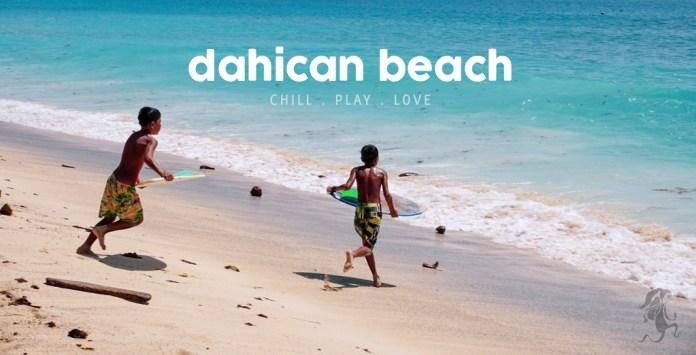 things to do dahican beach mati city