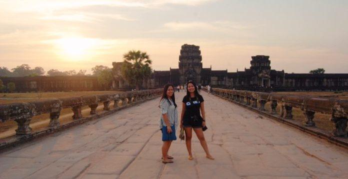 angkor temples in siem reap