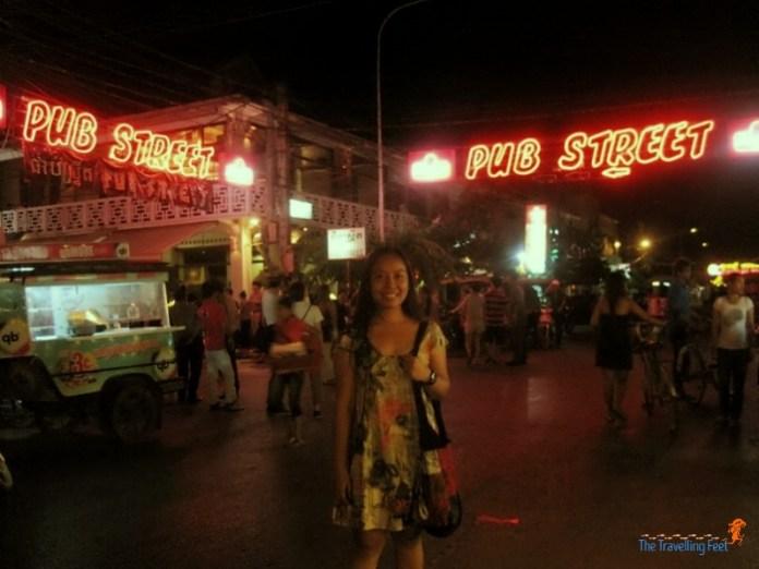 pub street sieam reap cambodia