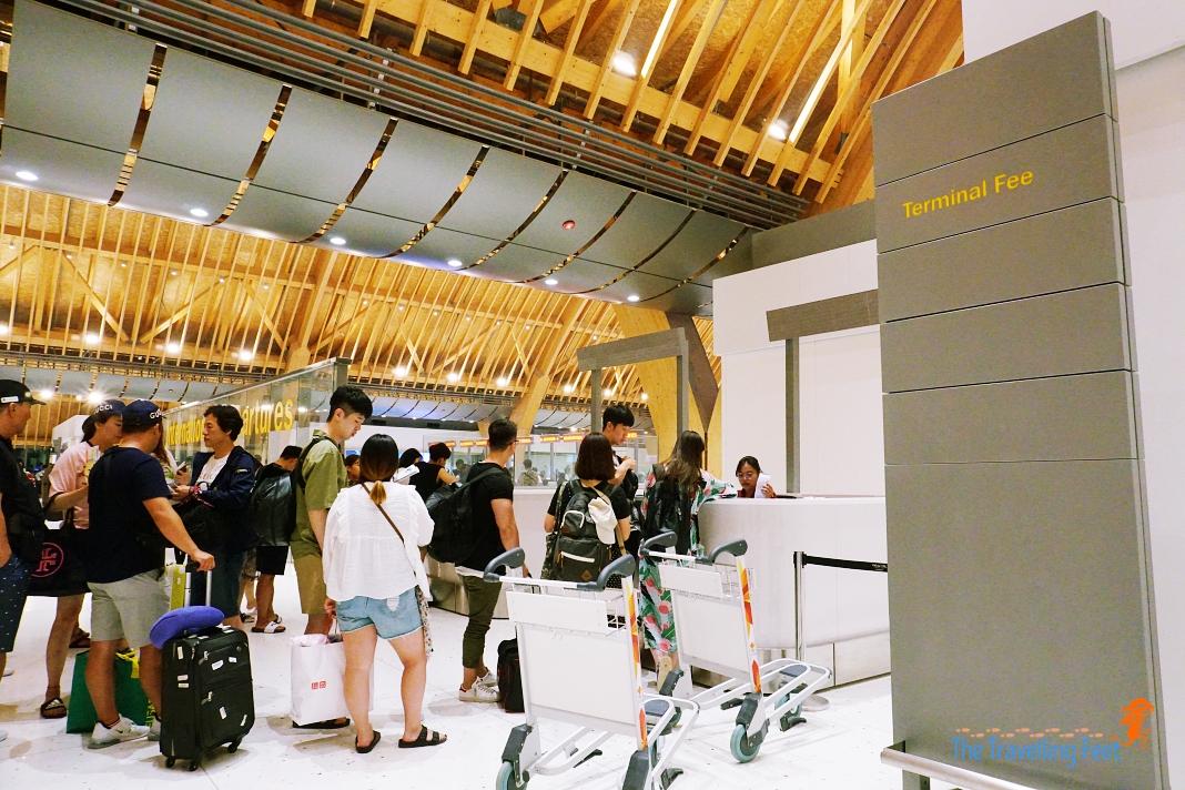 terminal fee booth mactan cebu airport