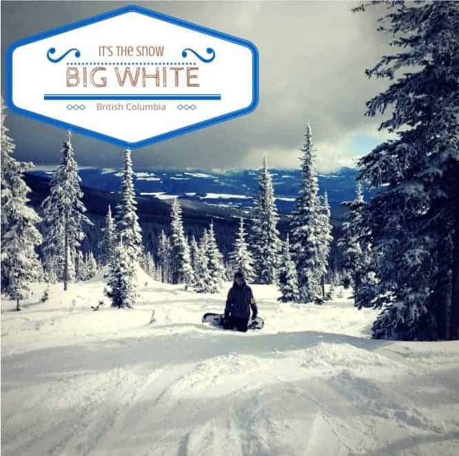 The Big White Ski Resort tagline says it all: It's the Snow. But it's so much more than that for travelling families looking for winter holiday fun. (via thetravellingmom.ca)