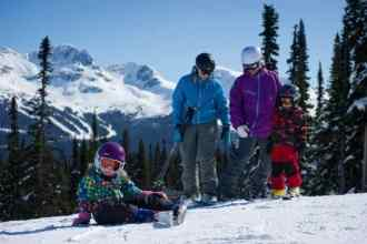 Whistler Blackcomb is one of the top ski resorts in the world, and they love families! Top reasons why you should plan family ski fun at Whistler resort. (via thetravellingmom.ca)