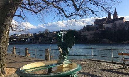 Di architettura ed altro a Basilea