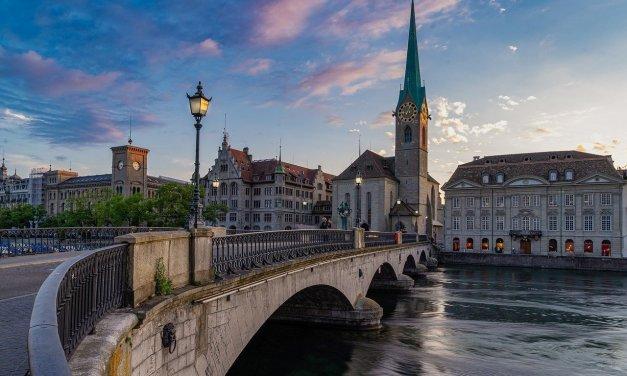 Una giornata a Zurigo