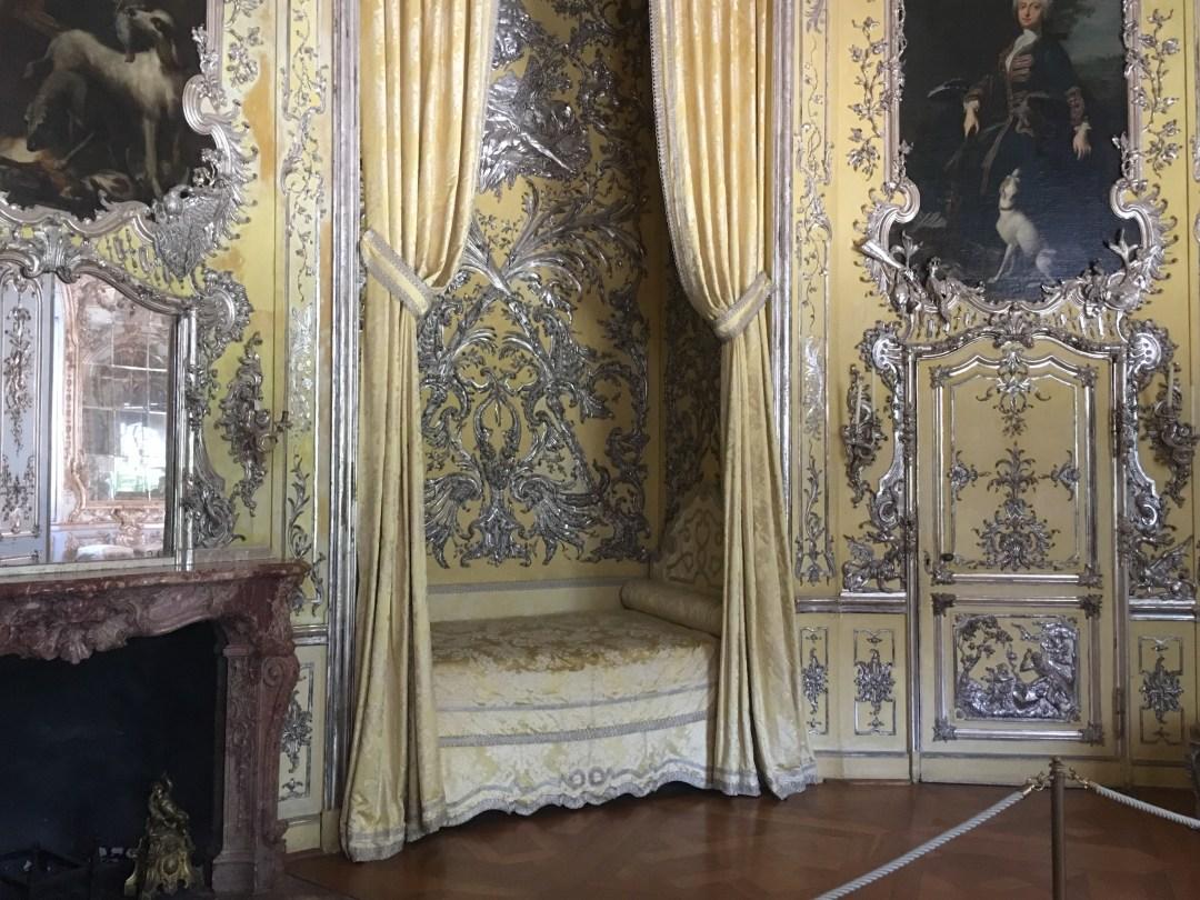 Interno dell'Amalienburg