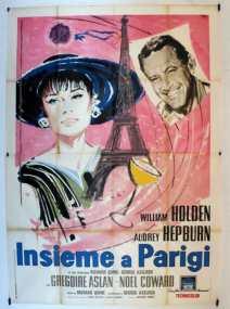 Locandina del film Insieme a Parigi