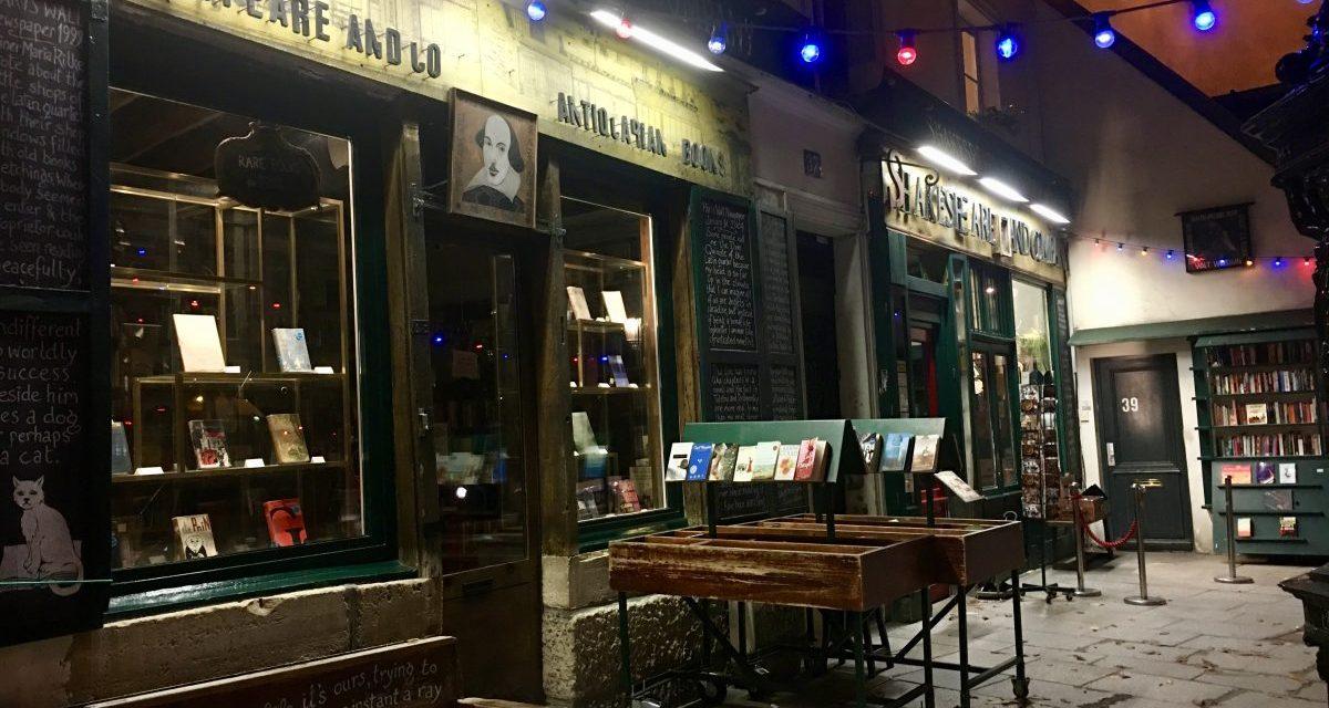 Flãner pour le Quartier Latin a Paris