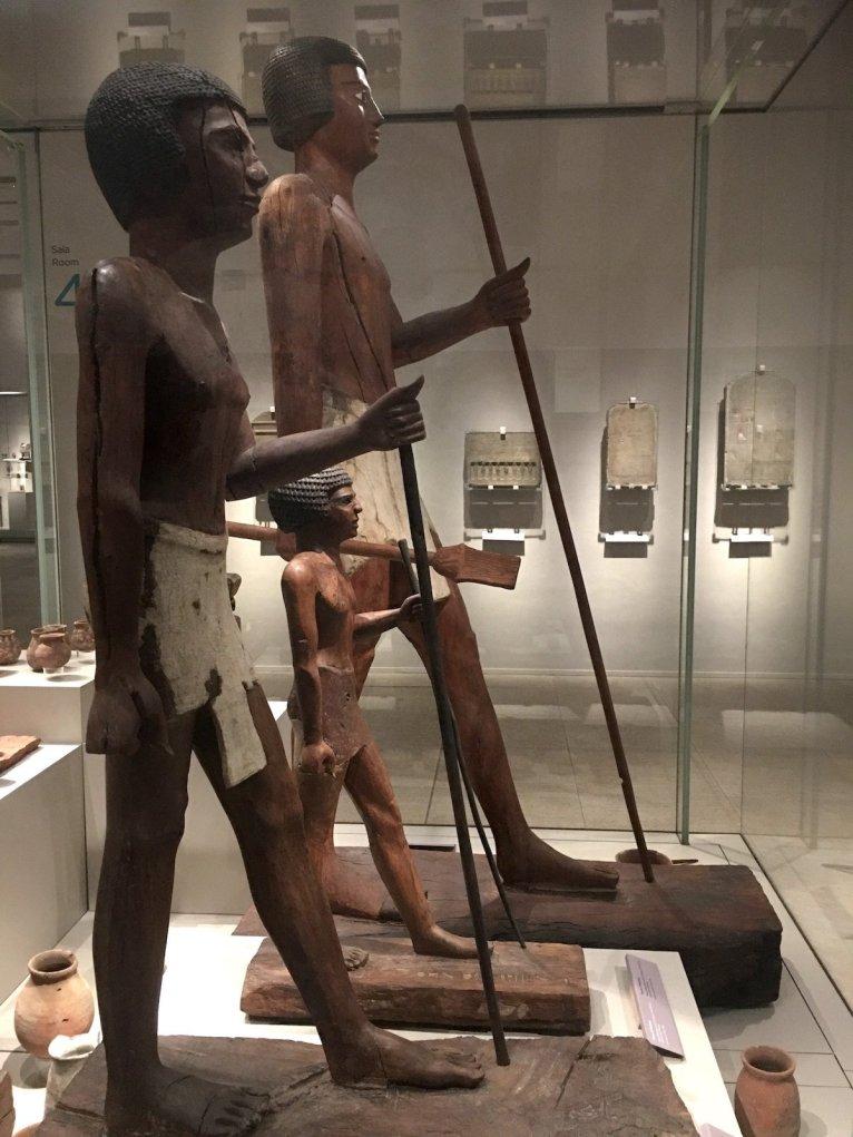 statue museo egizio di Torino
