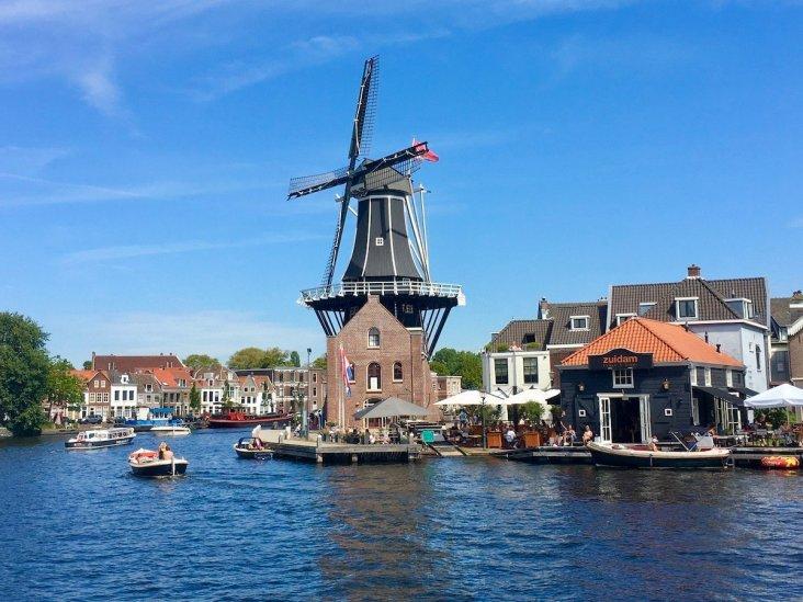 Il Mulino de Adriaan ad Haarlem