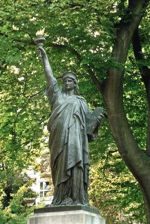 Copia della Statua della Libertà