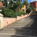 Il quartiere della Garbatella a Roma