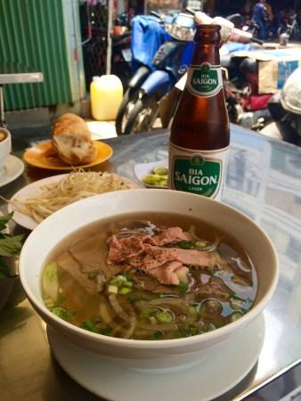 Vietnamese food Pho