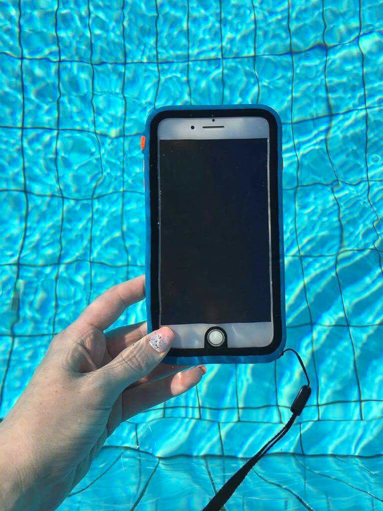 Travel presents - Catalyst underwater iPhone case