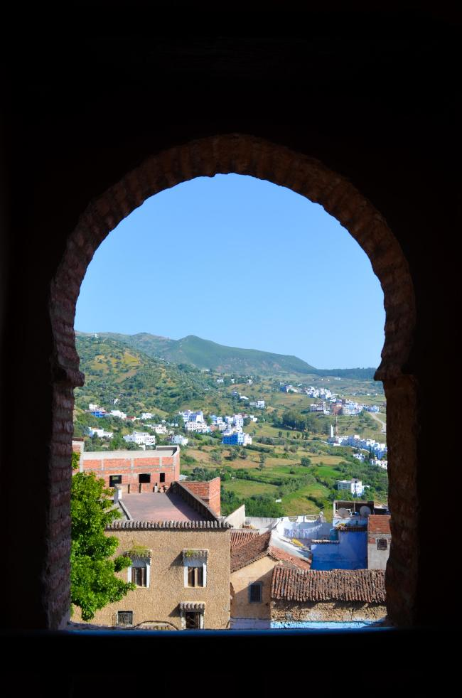 Views of Chefchaouen, Morocco