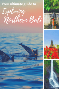 Exploring Northern Bali with Bali Golden Tours