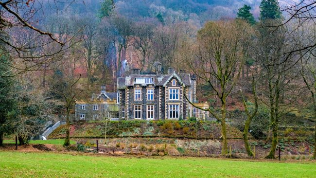 The Forest Side Hotel and Restaurant, Grasmere, Cumbria - Exterior