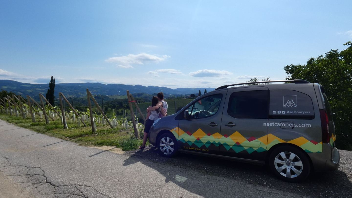Why you have to spend your summer travelling Europe in a Nest Camper
